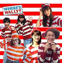 ウォーリーを探せの画像(プリ画像)