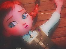 アナ雪の画像(おもしろ 待ち受けに関連した画像)