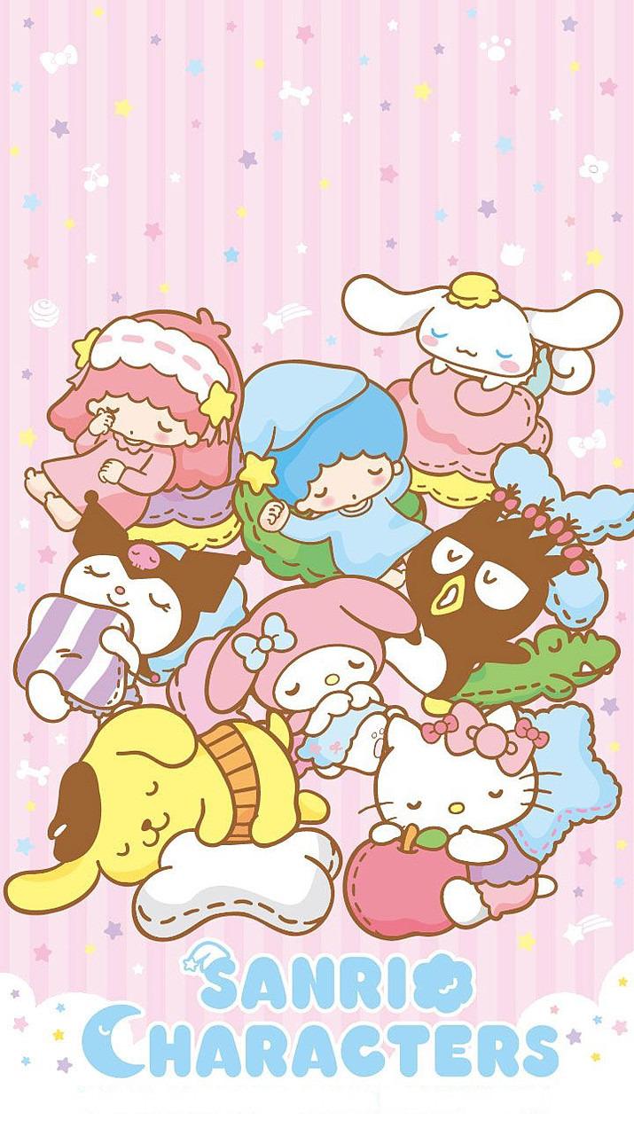 サンリオキャラクターズ壁紙 80195742 完全無料画像検索のプリ画像 Bygmo