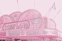 CANDY LANDの画像(綿菓子に関連した画像)