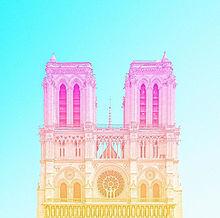 Notre-Dameの画像(プリ画像)