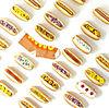 Hot Dogs プリ画像