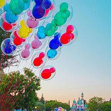 Disneyland プリ画像