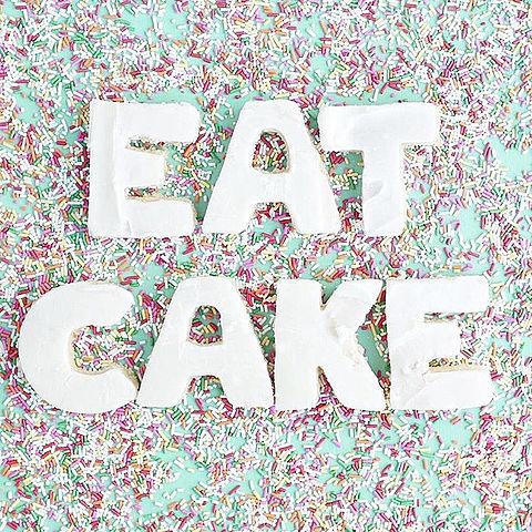EAT CAKEの画像(プリ画像)