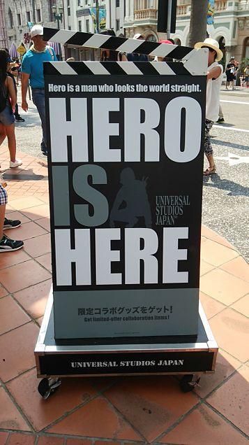 ユニバ×HEROの画像(プリ画像)