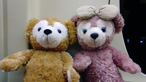 ダッフィー&シェリーメイの画像(プリ画像)