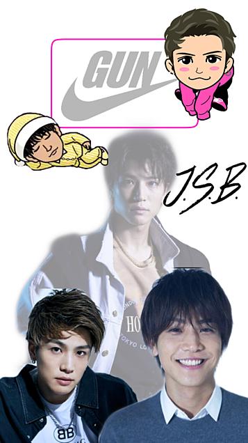 岩田剛典さんのロック画作ってみました!の画像 プリ画像