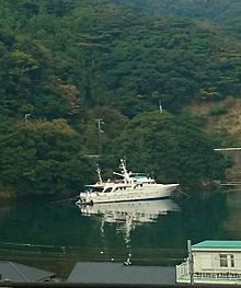 加山雄三さんの船の画像(加山雄三に関連した画像)