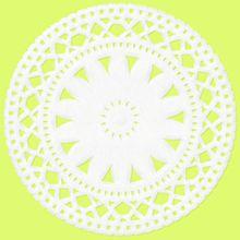 黄色 花レースの画像(プリ画像)
