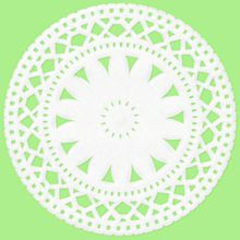 黄緑 花レースの画像(プリ画像)