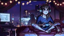 ゲーム女子 プリ画像