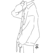 イラスト ファッション 男の画像62点 完全無料画像検索のプリ画像 Bygmo