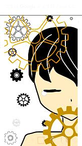 歯車の画像(自分絵に関連した画像)