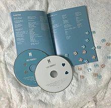 𝗕𝗧𝗦𓂃 𓈒𓏸◌の画像(CDに関連した画像)