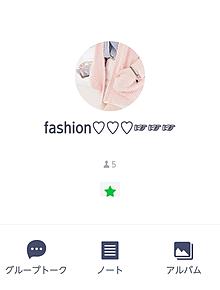 fashion プリ画像