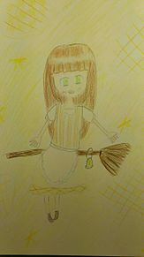 光の魔女っ子の画像(プリ画像)