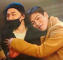 BIGBANG-SOL&T.O.Pの画像(T.O.Pに関連した画像)