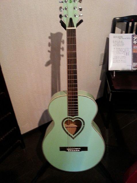 ♡可愛いギター♡の画像(プリ画像)