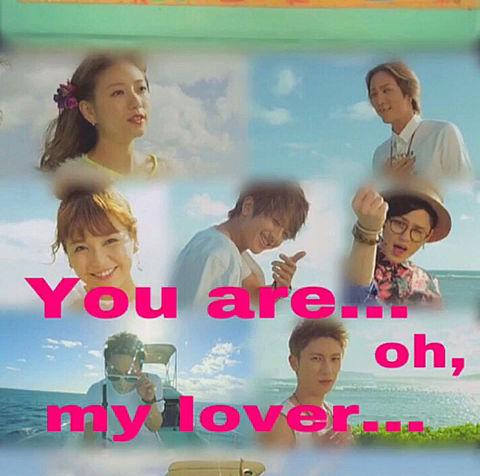 LOVER/AAAの画像 プリ画像