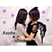 😇 Asuka & Hinako 😈の画像(プリ画像)