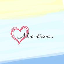 ペア画〈Me too〉の画像(ペア画 友達に関連した画像)
