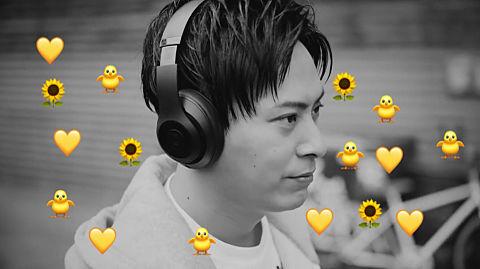 山下健二郎 イメージカラー 黄色💛の画像(プリ画像)