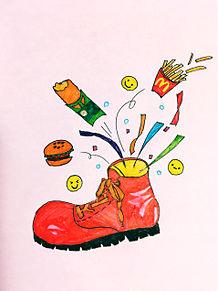 あいむらびにの画像(マクドナルド イラストに関連した画像)