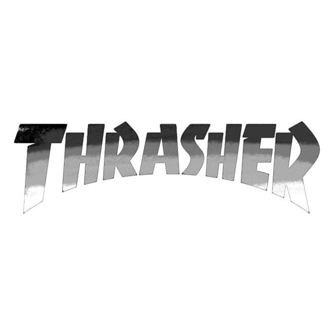 グレーグラデーションロゴ