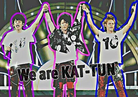 We are KAT-TUNの画像(プリ画像)