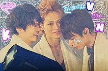 KAT-TUNの画像(亀梨和也/上田竜也/中丸雄一に関連した画像)