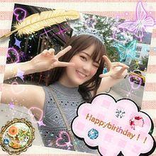 生田絵梨花Happybirthday!!