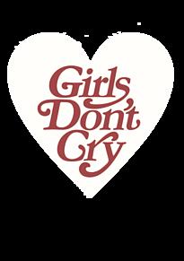 Girls Don't Cry ロゴの画像(CRY-に関連した画像)