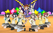 ラブライブ!スクールアイドルフェスティバルALL STARSの画像(空に関連した画像)