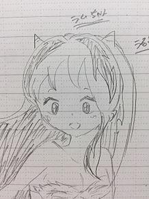 一応ラムちゃんの画像(プリ画像)