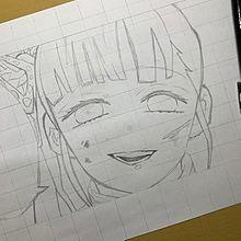 模写 カナヲちゃんの画像(アナログに関連した画像)
