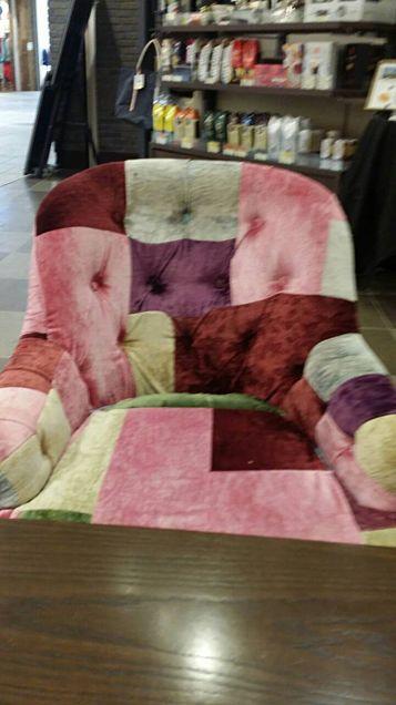 セカオワハウスのソファー見つけた!の画像(プリ画像)