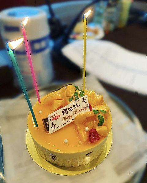 まっすー Happy Birthday 💛💛の画像(プリ画像)
