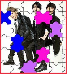 パズル風 KAT-TUNの画像(中丸雄一に関連した画像)