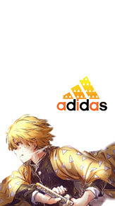 鬼滅の刃×adidasの画像(adidasに関連した画像)