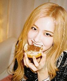 チェヨンちゃんのケーキ私が食べたい😍((は?の画像(ブルピンに関連した画像)