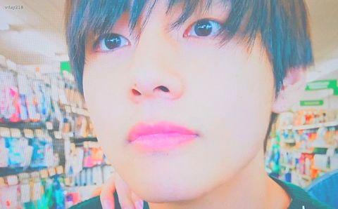 テ ヒ ョ ン ♡ ♡の画像 プリ画像