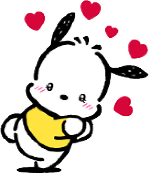 ♡ポチャッコ♡[77578793]|完全無料画像検索のプリ画像 byGMO