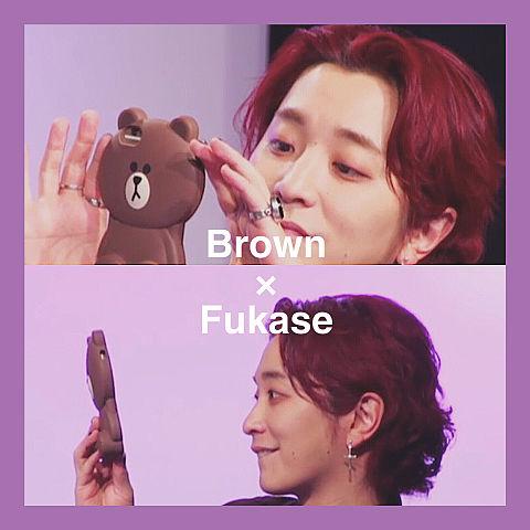 brownの画像 プリ画像