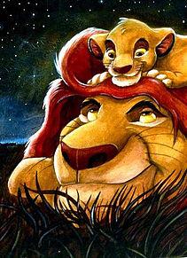 ライオンキングの画像(プリ画像)