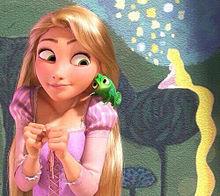 アナと雪の女王 ラプンツェルの画像(プリ画像)