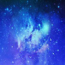 青系宇宙柄の画像(青系に関連した画像)
