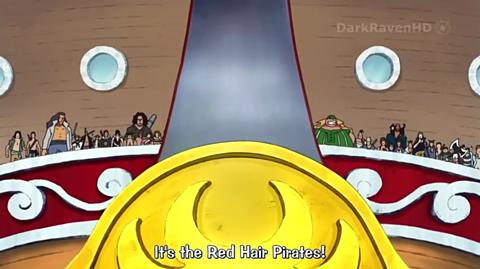 赤髪海賊団の画像 プリ画像