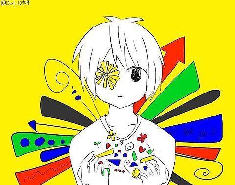お花くんの画像(プリ画像)
