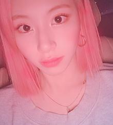 TWICEチェヨンがピンク髪だったらの画像(赤ちゃんに関連した画像)