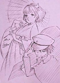 与謝野先生と乱歩さんの画像(与謝野晶子 文豪ストレイドッグスに関連した画像)